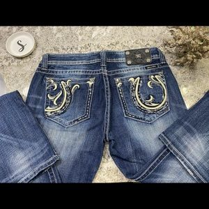 Miss Me jeans Boot cut size 31x34